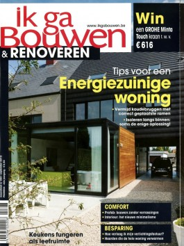 Ik ga Bouwen - September 2013