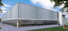 Renovatie sporthal en zwembad Ternat