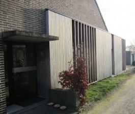 uitbreiding huis Bart