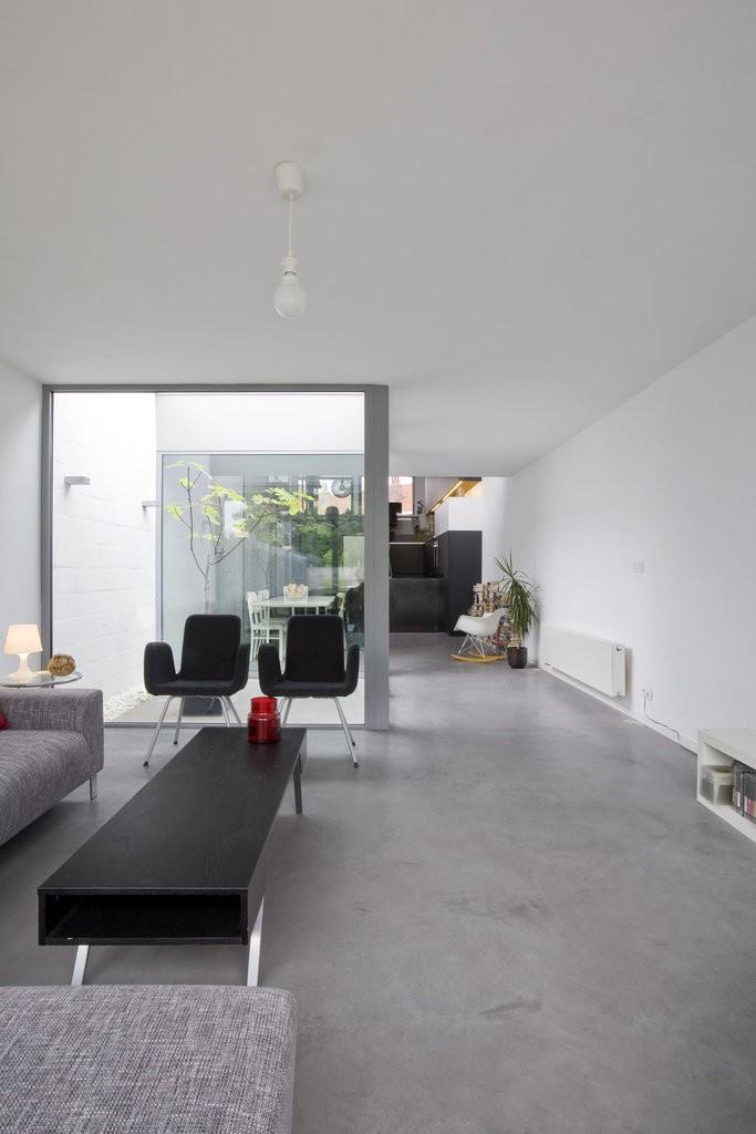 Huis indeling for Woning indeling