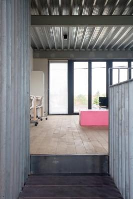 huis voor Mathias en Delphine, interieur