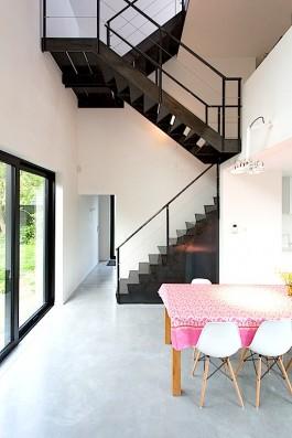 huis voor Birger en Marjolein, interieur
